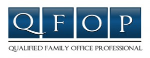Single family offices - Qualified family office professional ...